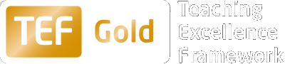 TEF Gold Award logo